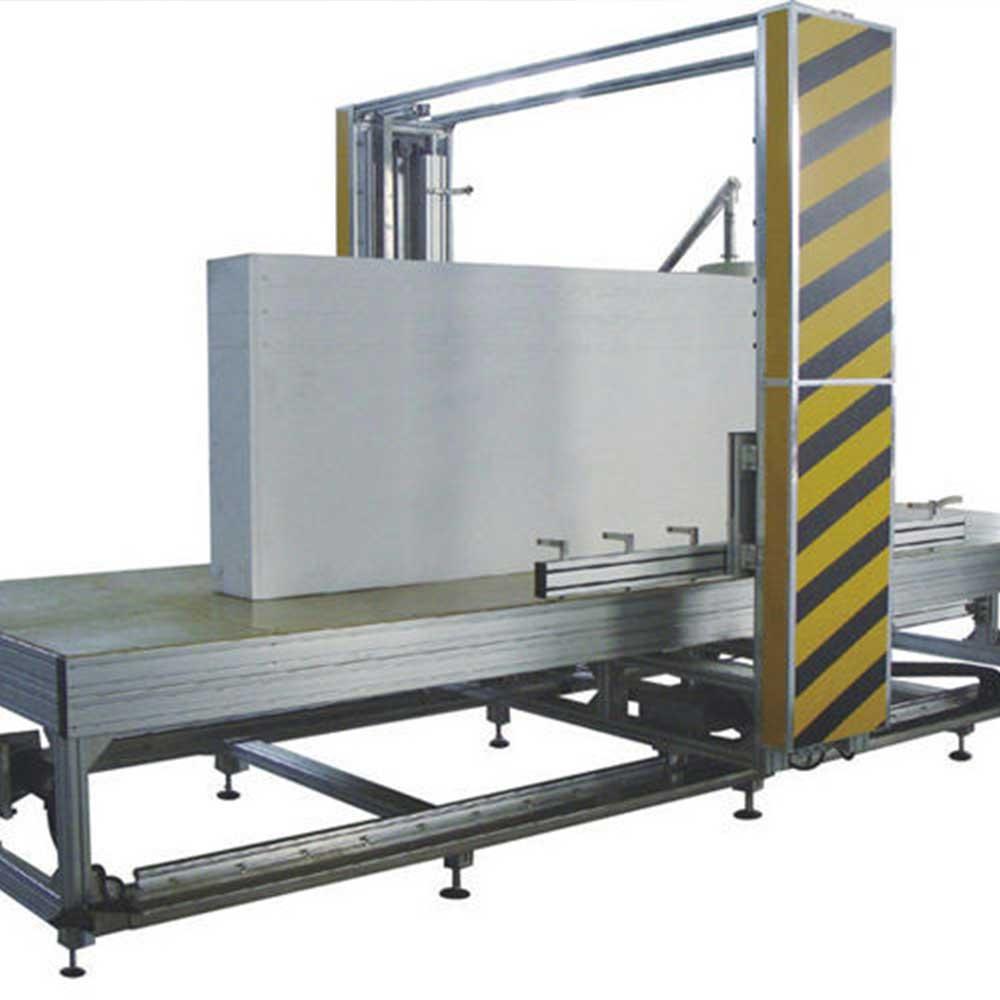 polystyrene-machine