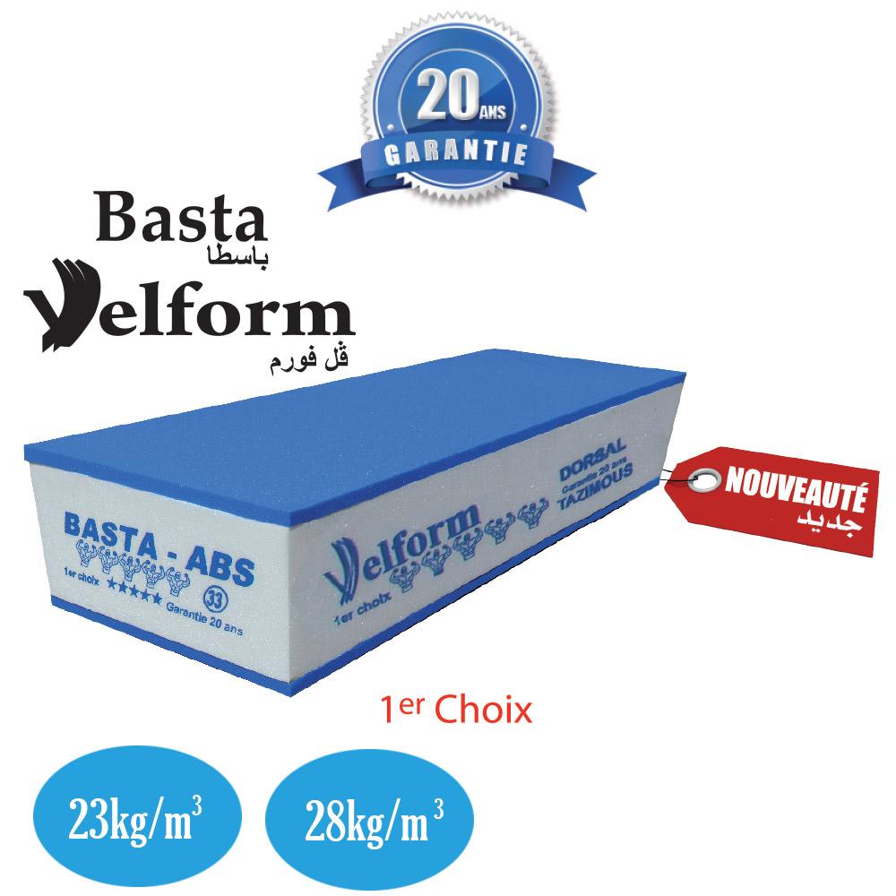 Basta Velform Carré