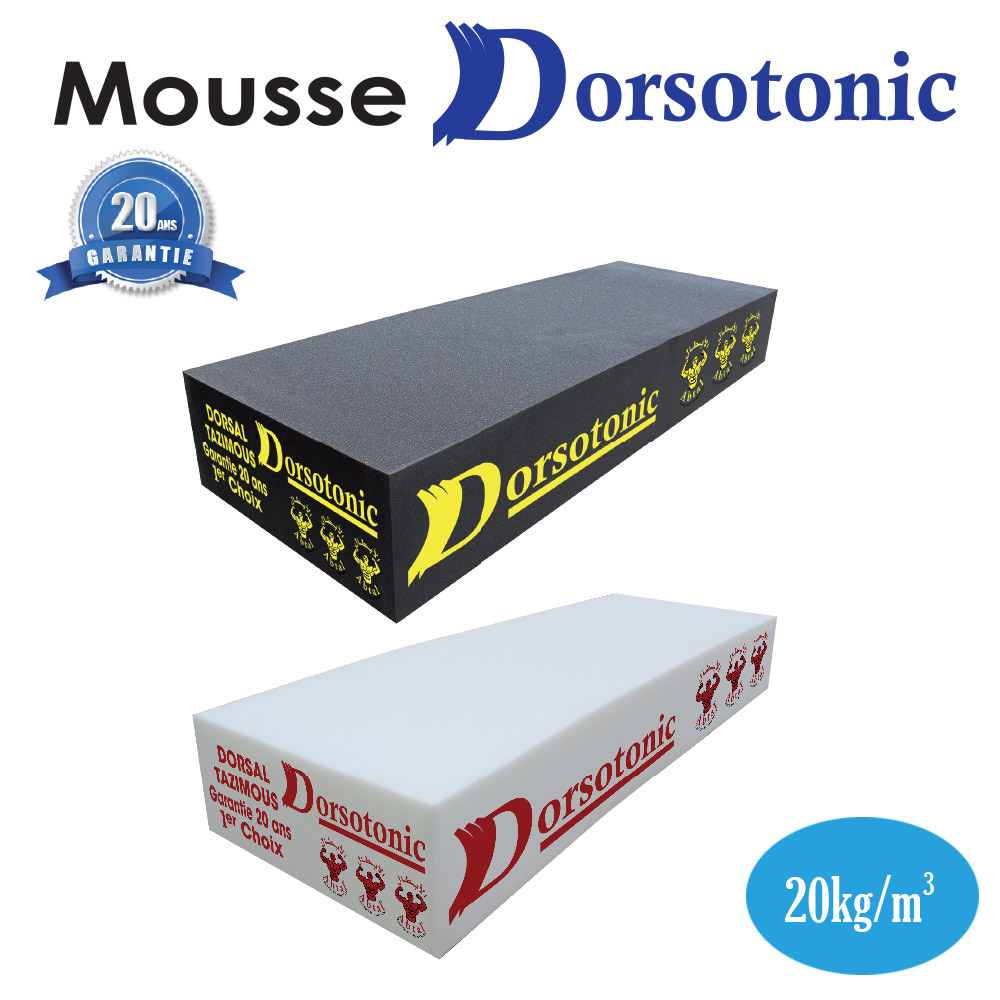 Mousse Dorsotonic