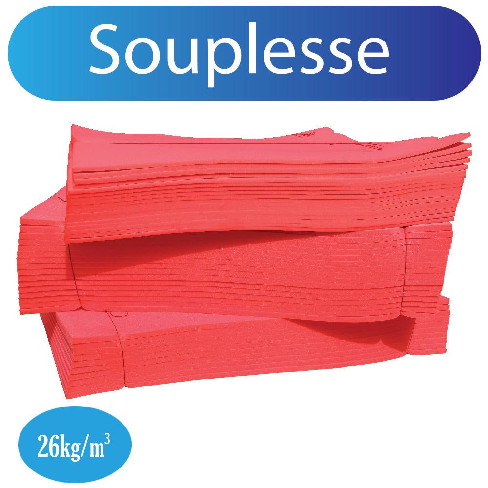 Mousse Souplesse
